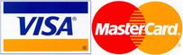 VISA・MasterCard